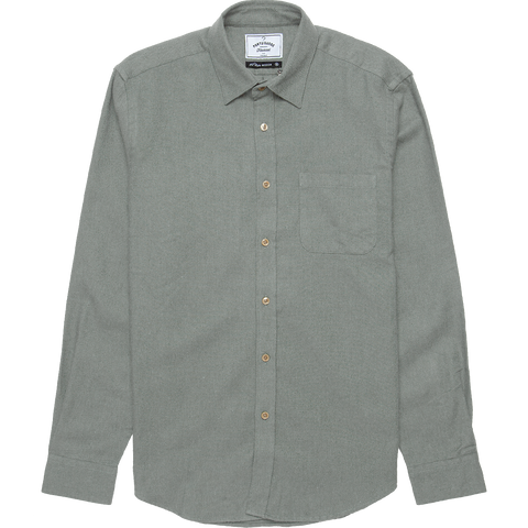 Teca Flannel - Light Grey
