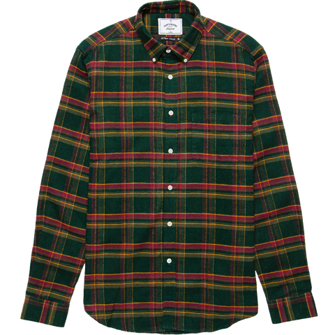 Billard Check Flannel