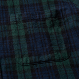 Bonfim Flannel - Blackwatch Plaid