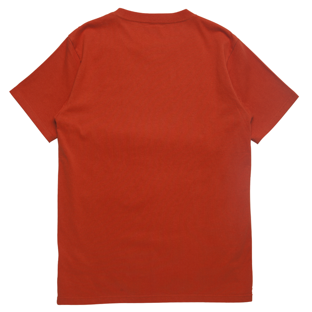 Line Hitch Graphic Tee - Orange