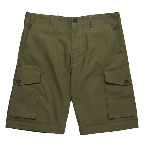 Arenc Ripstop Shorts - Military Green