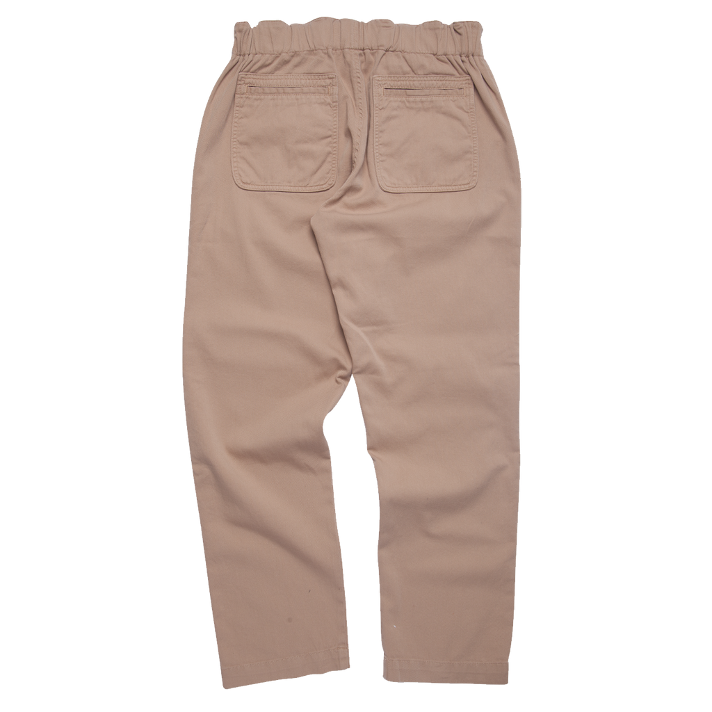 Benidorme Summer Pants - Khaki Peach