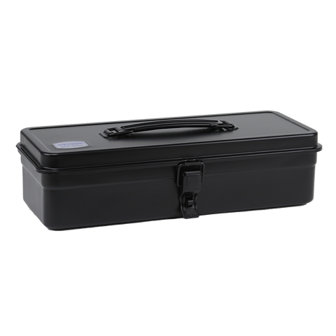 T-320 Flat Top Tool Box - Black