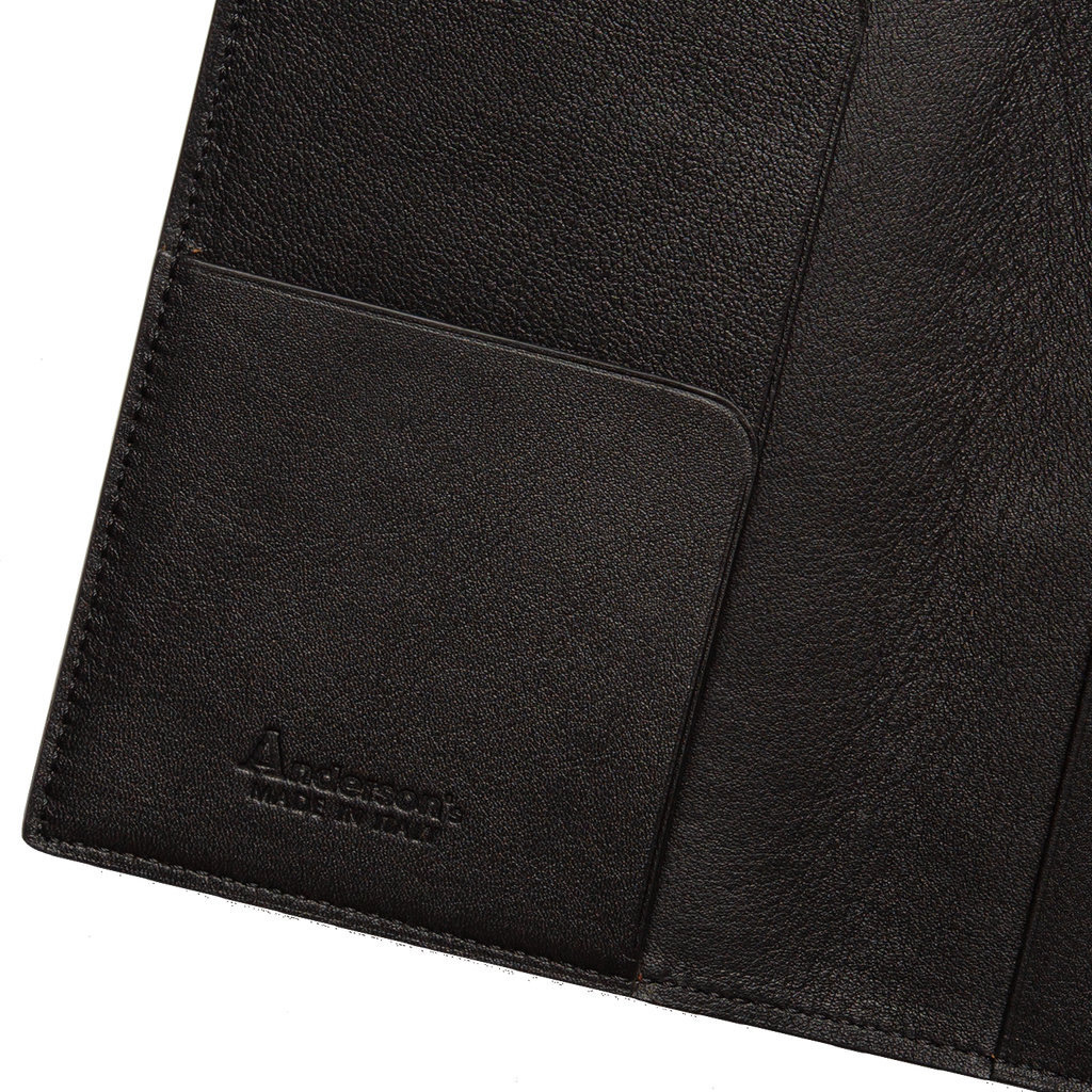 Anderson's Passport Holder - Black