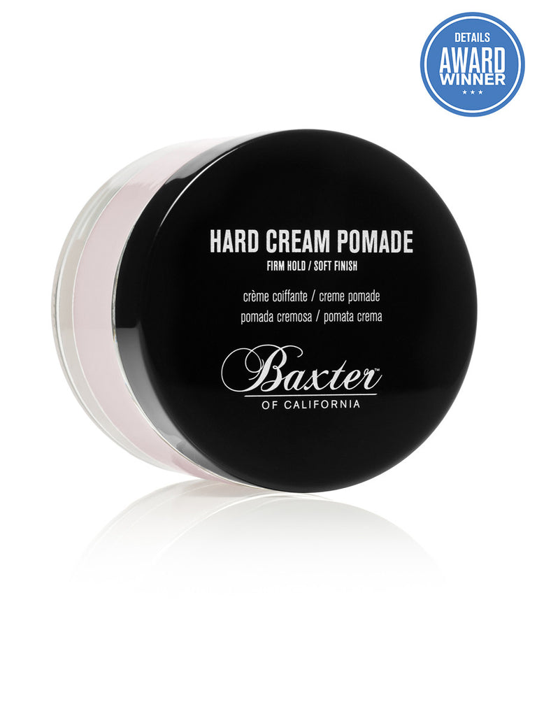 Hard Cream Pomade - 60ml