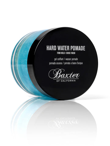 Hard Water Pomade - 60ml