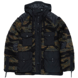 Traveler Fleece Jacket - Tiger Camo