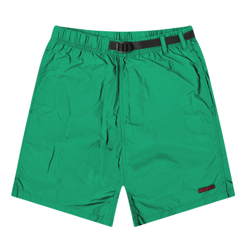 Shell Packable Shorts - Kelly Green