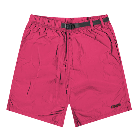 Shell Packable Shorts - Raspberry