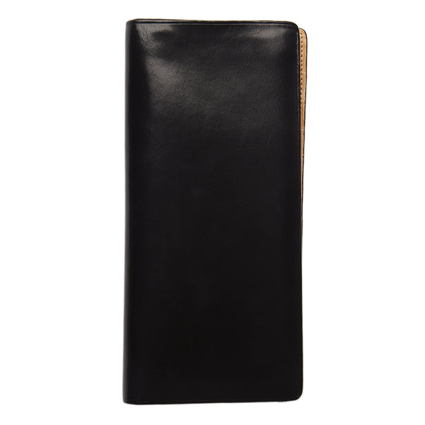 Long Travel Wallet - Black