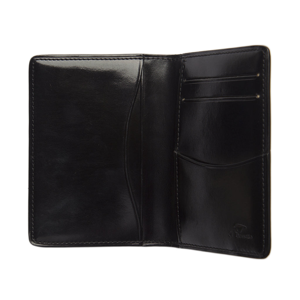 Bi-Fold Card Case - Black