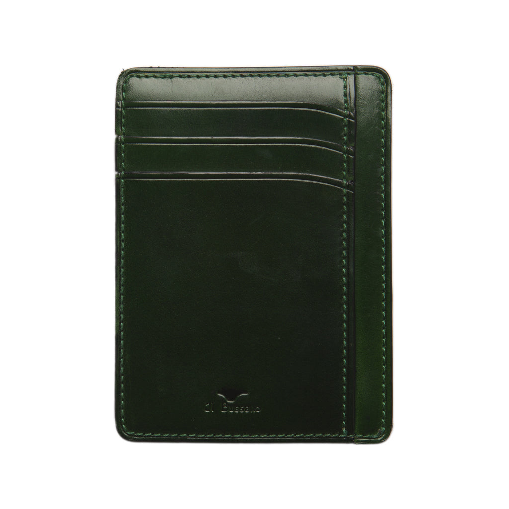 Card & Document Case - Green