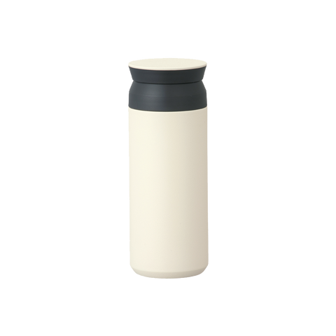 500ml Travel Tumbler - White