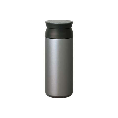 500ml Travel Tumbler - Matte Silver