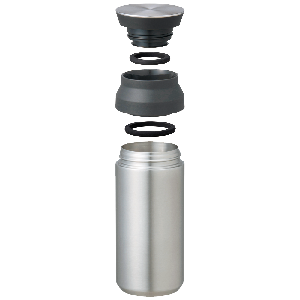 350ml Travel Tumbler - Black