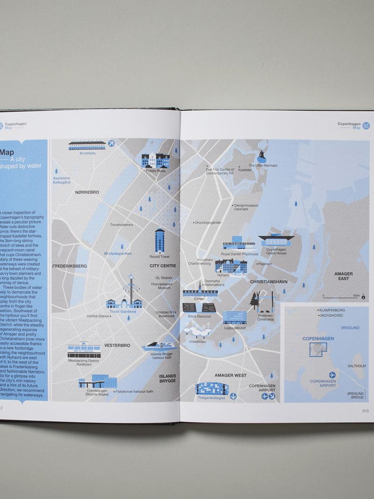 Monocle City Travel Guide - Copenhagen