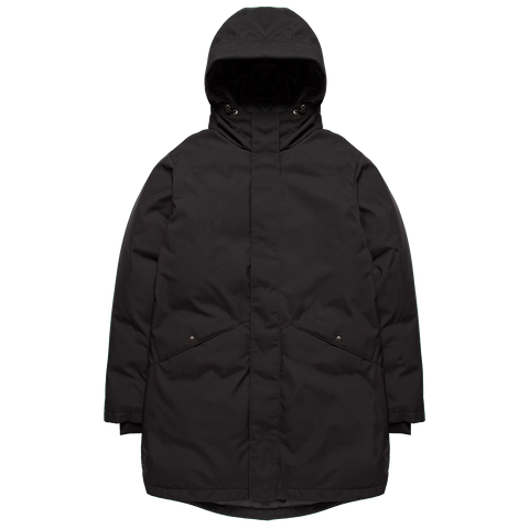 Clark Fishtail Down -30° Jacket - Black
