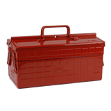 Two Stage Tool Box ST-350 - Red