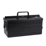 Two Stage Tool Box ST-350 - Black