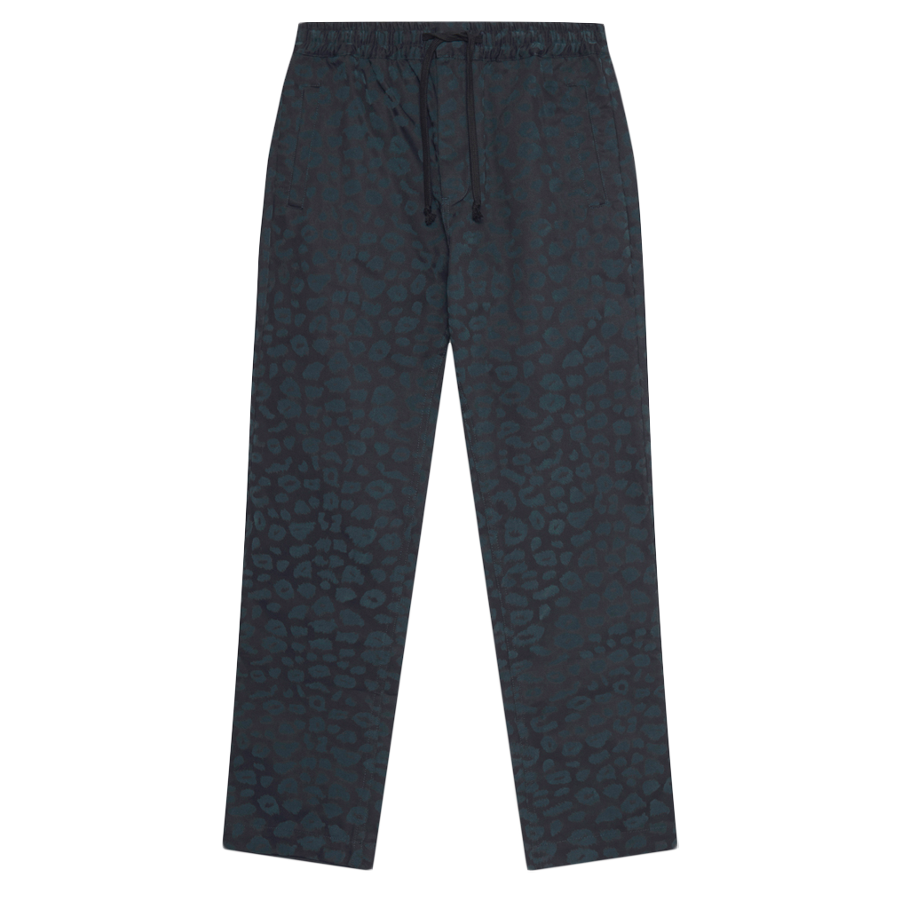 Alston Tapered Trouser - Tonal Leopard Paint