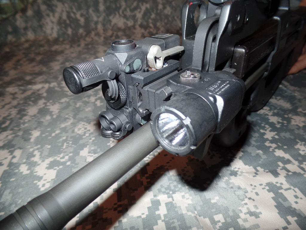 PS-90 Light & Laser Mount