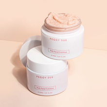 Load image into Gallery viewer, Peggy Sue pink facial exfoliator
