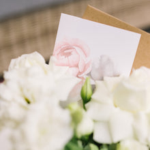 Load image into Gallery viewer, Mother's Day White Floral Gift Box