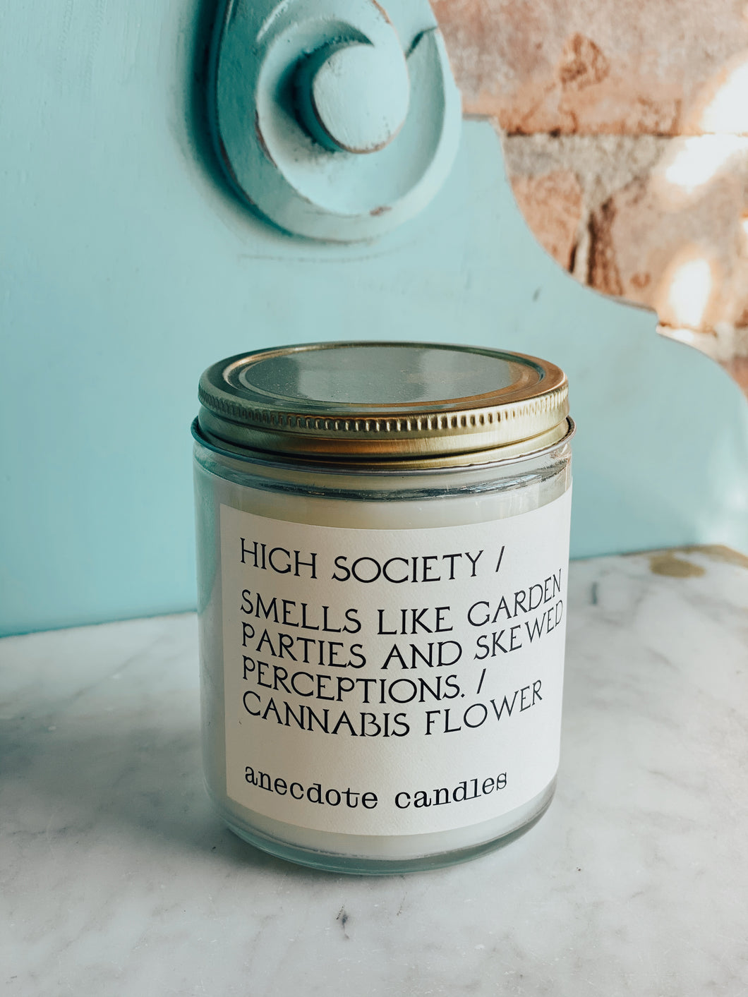 HIGH SOCIETY CANDLE