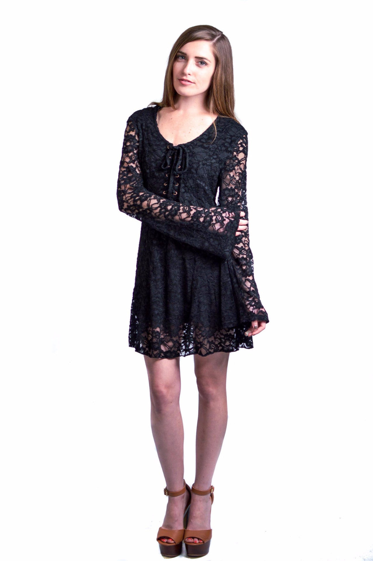 Someday's Lovin' Lucid Lace Dress