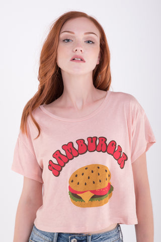 Have It Your Way Printed Tee
