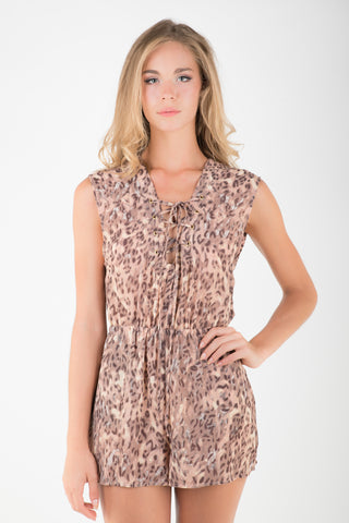 Someday's Lovin' Tequila Animal Playsuit