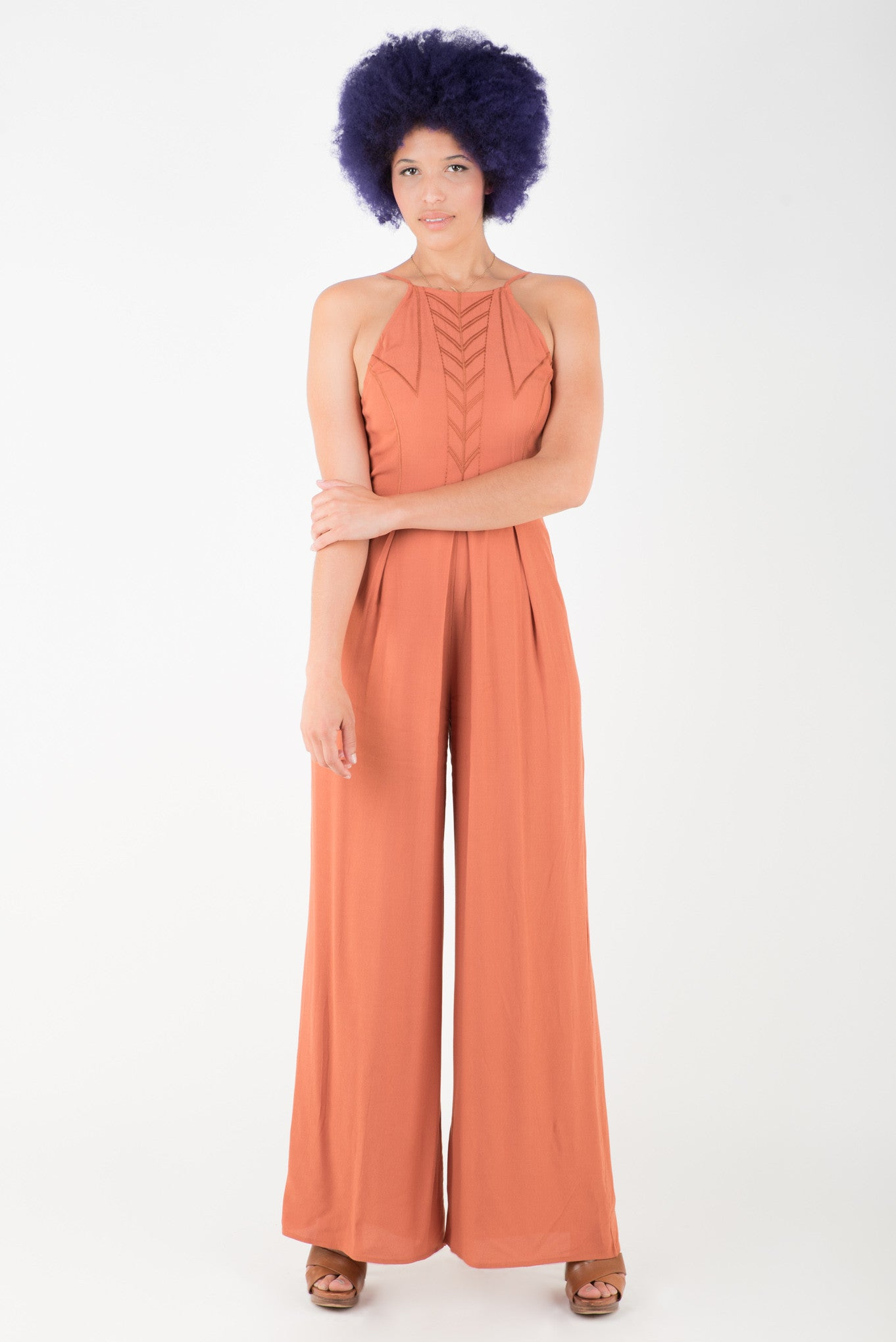 ASTR Killing Me Softly Jumpsuit