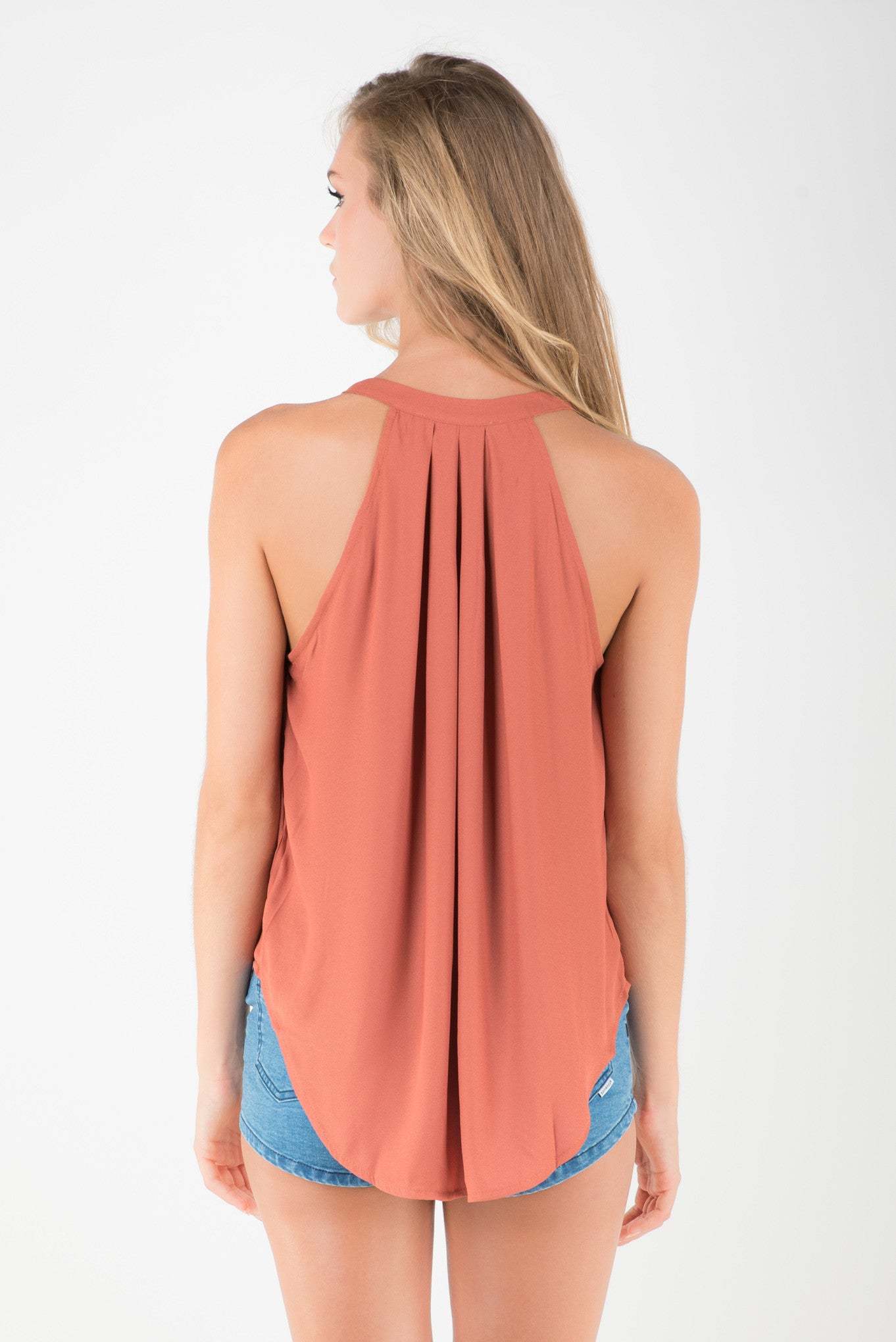 ASTR V-Neck Top
