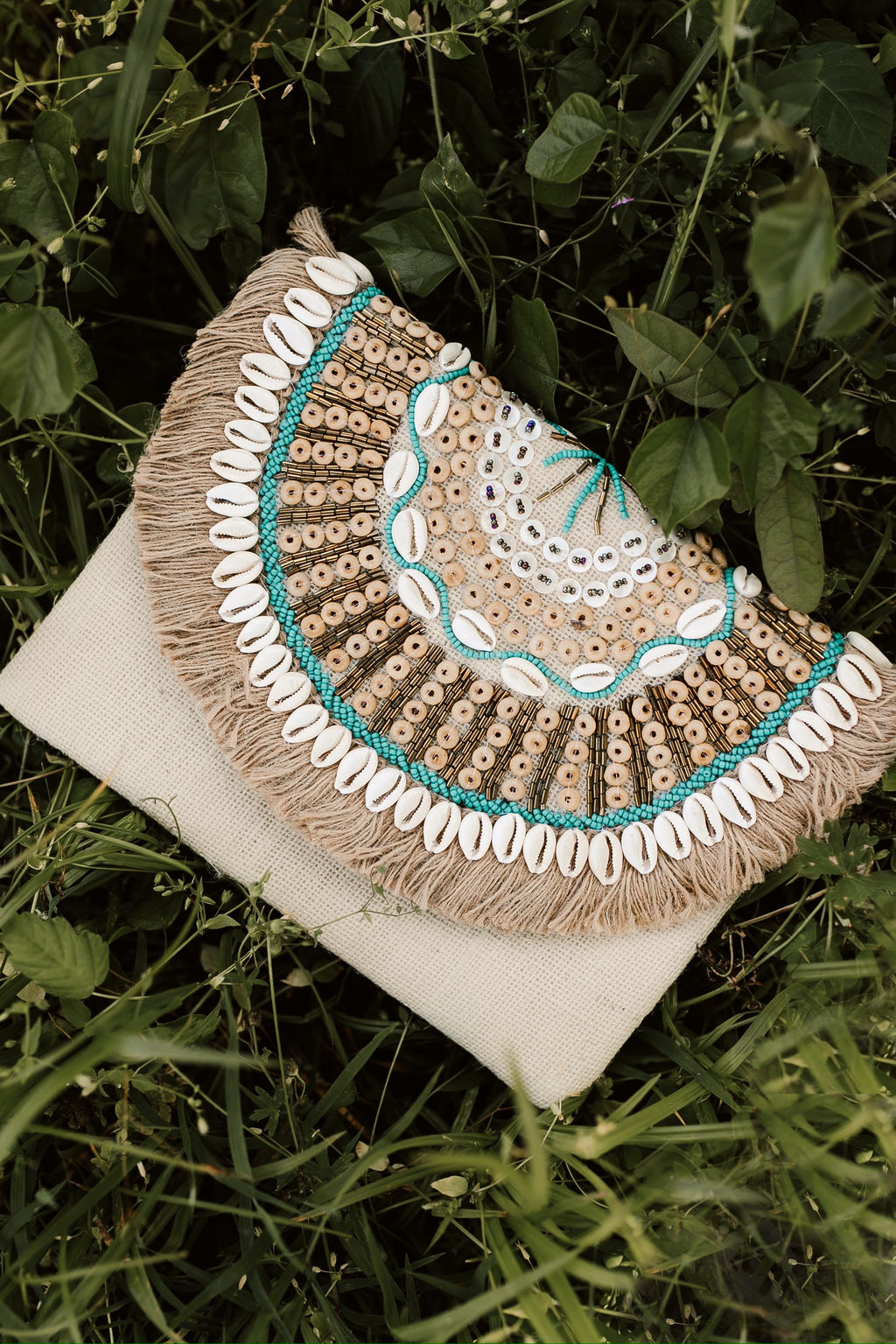 Beaded Summer Clutches