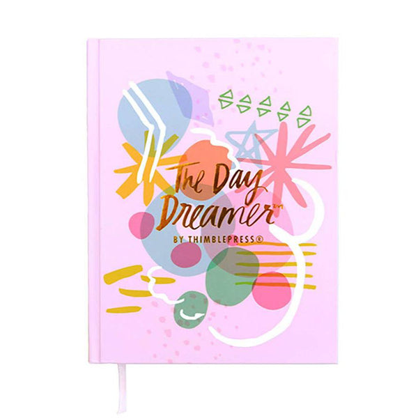 The Day Dreamer Planner & Journal by Thimblepress