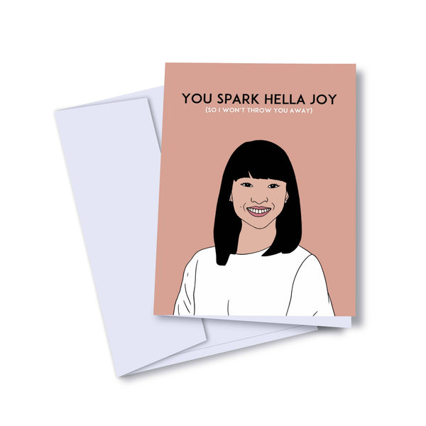Spark Hella Joy Card