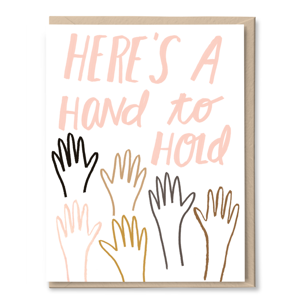 Hand To Hold Card