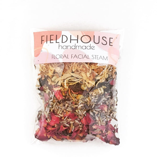 Floral Facial Steamer