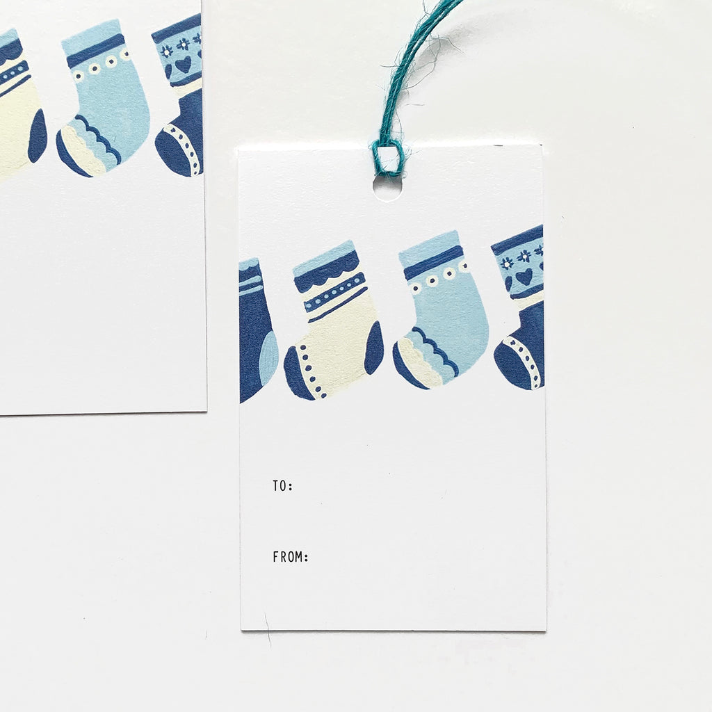 Stockings Gift Tags (5)