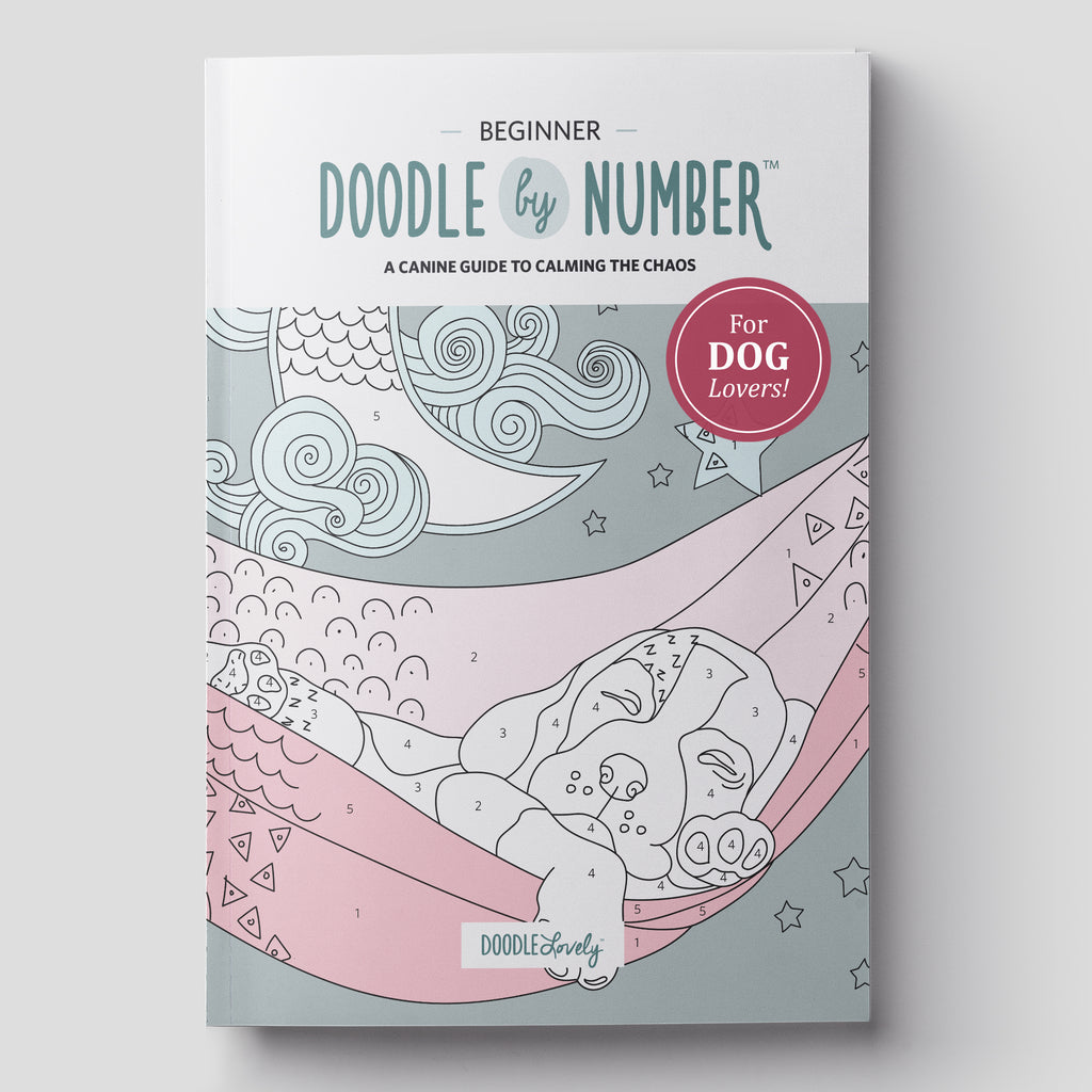 Doodle By Number - Dog Lovers