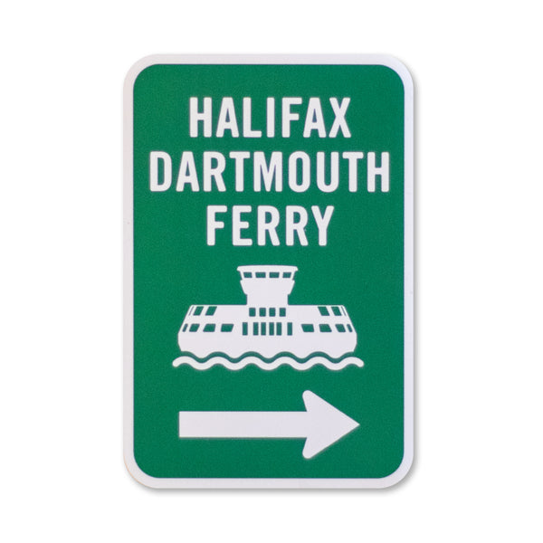 Halifax-Dartmouth Ferry Magnet