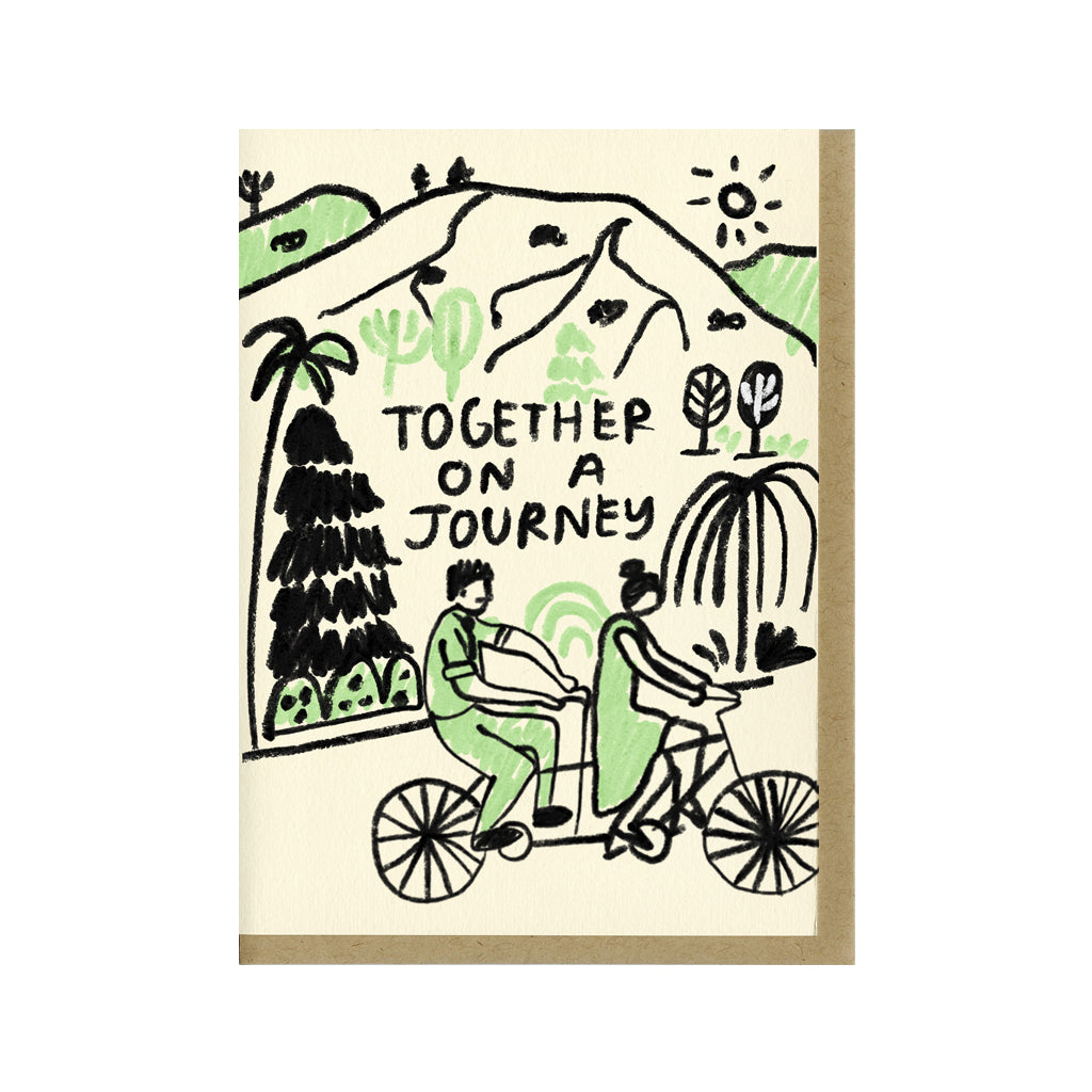 Journey Together Card