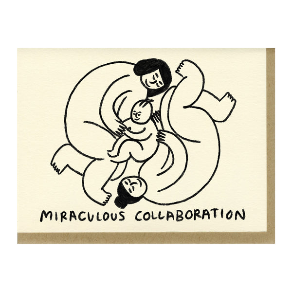 Miraculous Collaboration Card