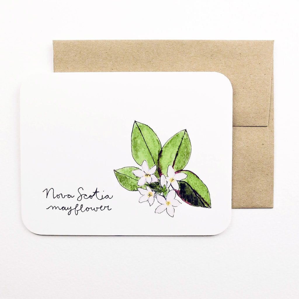 NS Flower Card