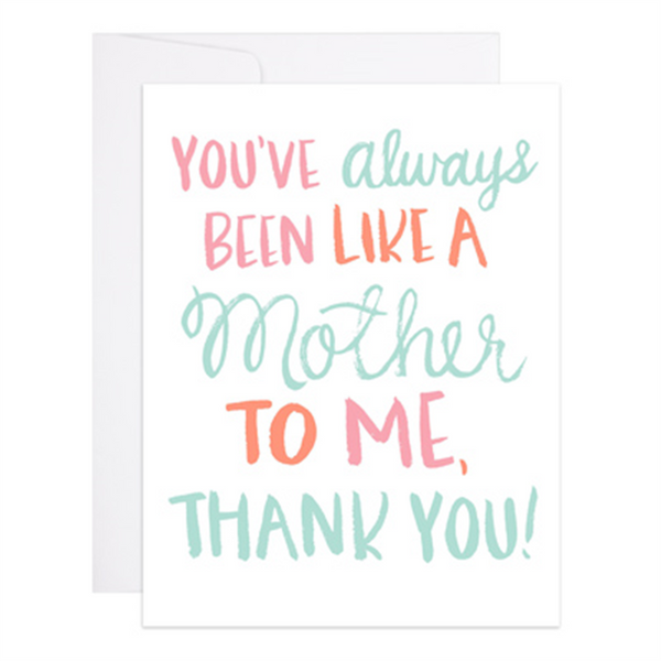 Second Mother Card
