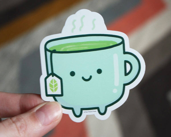 Tea Sticker