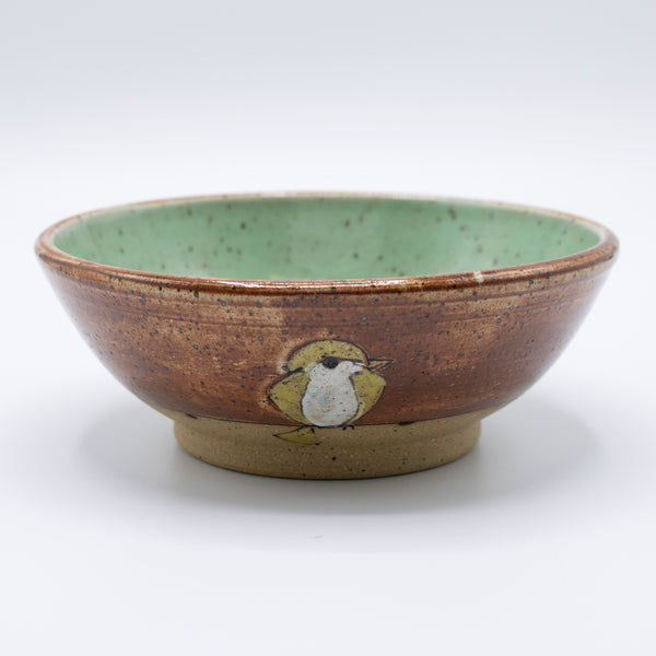 Bird On A Wire Soup Bowl