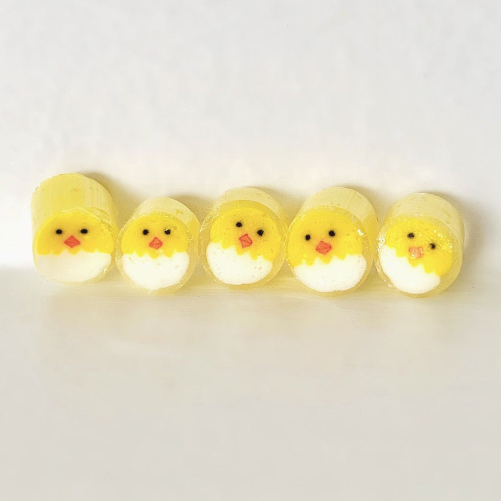 Chick (Lemon) Hard Candies