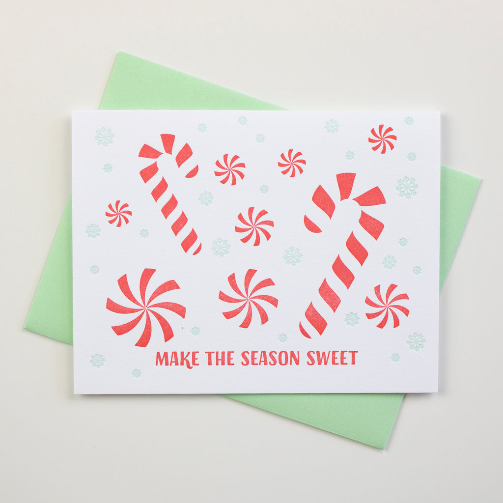 Make the Season Sweet Card