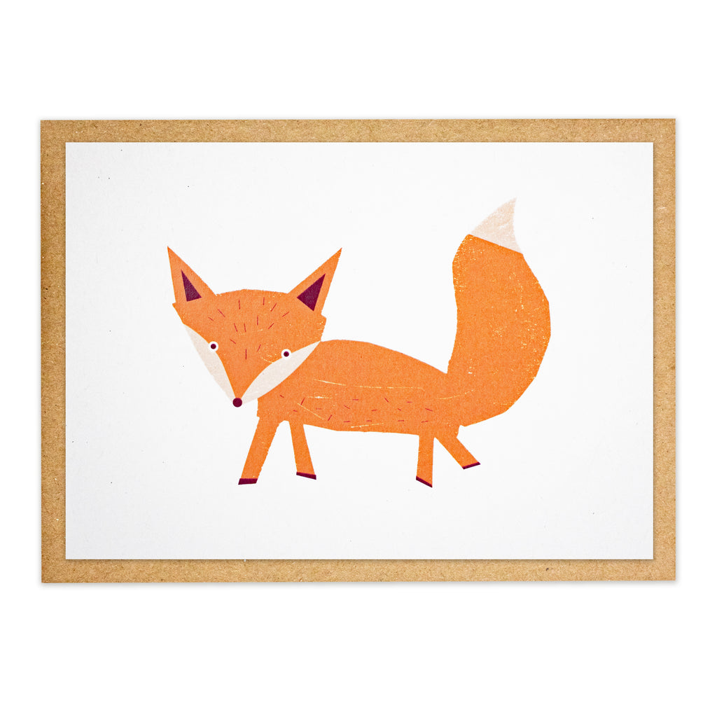 Kautzi Fox Card